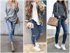 Стили и направления в современной обувной моде.