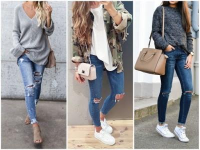 Стили и направления в современной обувной моде