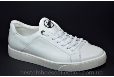 Мужские кожаные спортивные туфли, кеды - купить в интернет ...