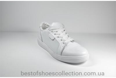 Кожаные кеды белые Multi-Shoes Biom