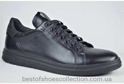 Мужские комфортные спортивные туфли великаны черные Maxus 2026